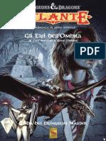 Atlante 13 Gli Elfi dell'Ombra