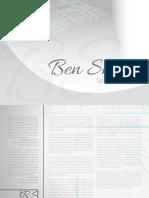 Personal Dossier - Ben Smart
