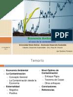 Desde La Economía Ambiental - El Caso de La Contaminación