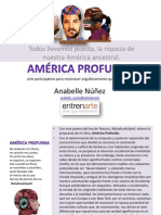 Anabelle Núñez, América Profunda, arte participativo, entrenarte, 2010