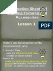 Incandescent Bulb, History, Parts, And Filament