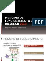 Principio de Funcionamiento Ciclo Diesel Cr