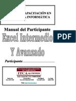 Manual de Ayuda de-excel Intermedio y Avanzado