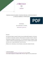 Proceso de Enunciacion y Construccion de La Enunciataria en La Revista Cosmopolitan