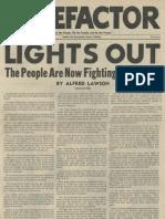 Benefactor Newspaper Vol. 1 No. 24