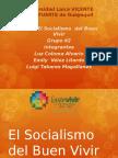 Socialismo del buen vivir