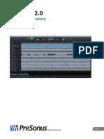 Capture2 SoftwareReferenceManual ES
