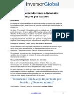 Informe Amazon Desde Argentina