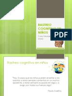 Rastreo Cognitivo Niños -Instrucciones