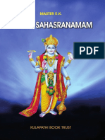 Vishnu Sahasranamam PDF