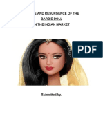 Failure and Resurgence of the Barbie Doll