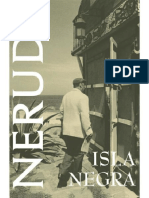Neruda, Pablo - Isla Negra (White Pine, 2001)