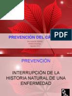 Prevencion Del Cancer 2016 A