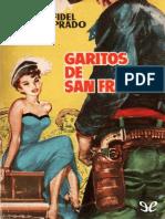 [Bolsilibros] [Arizona 01] Prado, Fidel - Garitos de San Francisco [28265] (r1.0)