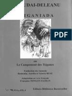Ioan Budai-Deleanu - Tsiganiada Ou Le Campement de Tsiganes