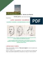 POLIEDROS 40 Lope, Quevedo, Calderón