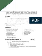 Jobswire.com Resume of wilson1602