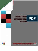 Instructivo para la obtencion de grado de maestría.pdf