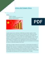 El Éxito Económico Del Estado Chino