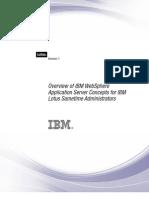 WebSphere Application Server Concepts for Sametime Users