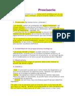 2. Provisionalizacion en PFU