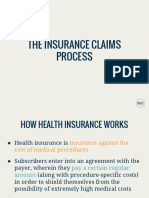 3-04 Insurance Claims Process
