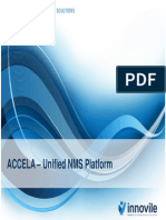 Unified NMS (OSS, M2000,Netact) for GSM/UMTS/LTE Platform