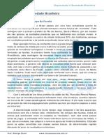 Organização e Sociedade Brasileira