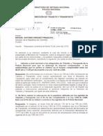 Respuesta Direccion Transito y Transporte0001