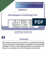 Cap3 - Normalização Na Const Civil