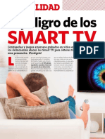 Peligro en el Smart TV