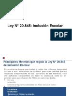 Ley de Inclusion Escolar