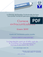 Extracurriculares 2017