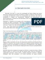 Brasil - Crise Política Parte I