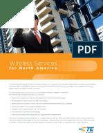 Wireless Services for North America