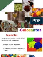 Color II aditivos