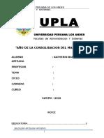 Monografia Fundamento de La Administracion