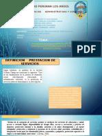 Diapositivas Tratamiento de Prestacionde Servicios de Domiciliados y No Domiciliados