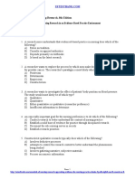 Essentials of Nursing Research Appraising Evidence for Nursing Practice 8e Denise f Polit Tb