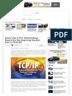 TCP IP (A) Parte 2