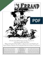 Iron Kingdoms - Adventure - Fool's Errand (Lvl 3-5).pdf