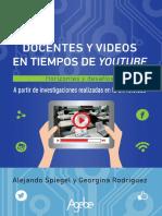 3. Spiegel y Rodríguez - Docentes y Videos