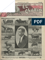El Clarín (Valencia). 23-4-1927