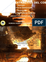 Metalurgia Extractiva Del Cobre