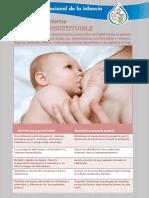 Lactancia Materna Beneficios Para El Bebé y Su Mamá