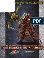 LG - The Robot Summoner (PFRPG)