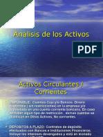 Analisis de Activos F