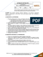 EOCF 2 - Trabajo en Altura Física