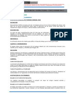 4.1.5. Especificaciones Estructuras Cerco Perimetrico