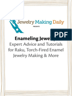 Enameling Jewelry Free eBook
